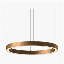 Luminous Horizontal Ring D80 Copper
