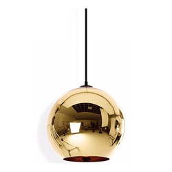 Copper Bronze Shade by Tom Dixon D40 светильник