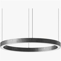 Luminous Horizontal Ring D100 Nickel
