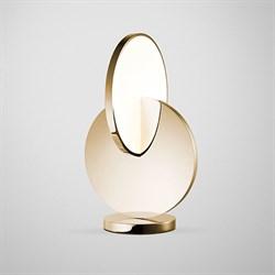 Настольная лампа Eclipse Light Gold by Lee Broоm