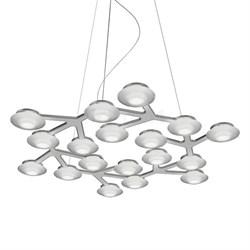 Artemide Led Net Circle D90 светильник подвесной LED*36