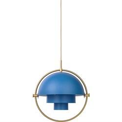 Gubi Multi-lite Pendant Blue
