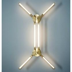 Светильник настенно-потолочный Pris Minor Gold by Pelle