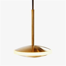 Светильник Chrona by Graypants D20 Gold Horizontal