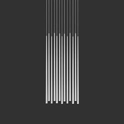 Vibia Slim 13 White Rectangle Mini by Jordi Vilardell