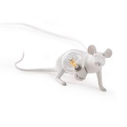 Seletti Mouse Lamp #3 H8 Настольная Лампа Мышь