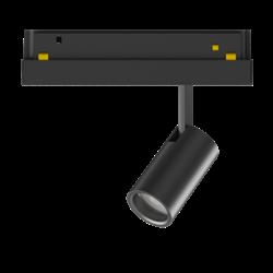 Светильник светодиодный Magnetic-C48  6W Черный корпус , 3000К, 100lm/w , CRI > 95, D36х66mm