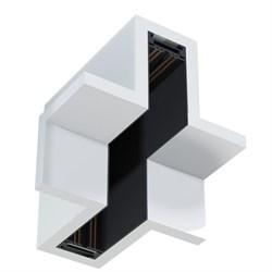 Угловое соединение потолок-стена MAGNETIC С39 в профиле для ГКЛ черный