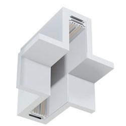 Угловое соединение потолок-стена MAGNETIC С39 в профиле для ГКЛ белый