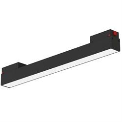 Светильник светодиодный линейный LINER С39 T33 20W 3000K, Black OPAL L410x34x58mm