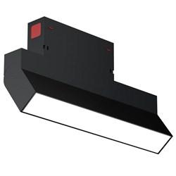 Светильник светодиодный spotмагнитной трековой системы С39 SMART DIM 20W OSRAM CRI90 3000-6000K, Black Opal L270х34х150mm