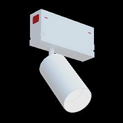 Светильник трековый spot  магнитной трековой системы С39 COLT MR16 GU 10, White L100х55mm