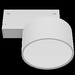Светильник светодиодный магнитной трековой системы С39 RONDO 12W CRI85 3000K, White ?120