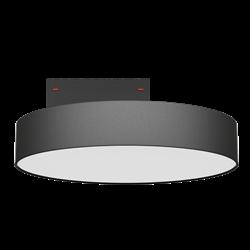 Светильник светодиодный магнитной трековой системы С39 RONDO 36W CRI85 4000K, Black ?300