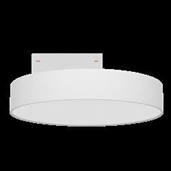 Светильник светодиодный магнитной трековой системы С39 RONDO 36W CRI85 4000K, White ?300