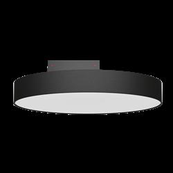 Светильник светодиодный магнитной трековой системы С39 RONDO 48W CRI85 3000K, Black ?400