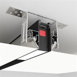 Трековая система  магнитный С25 2000mm в профиле для натяжных потолков FLEXY