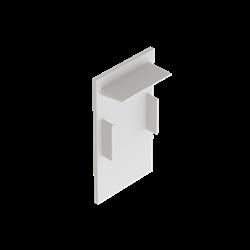 Заглушка ML к шинопроводу С25 SMART DIM 220V, Белый