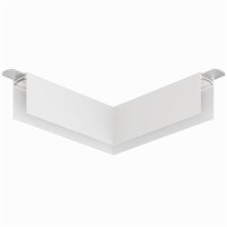 Угловой соединитель потолок-потолок С25 SMART DIM 220V, Белый 200х200mm