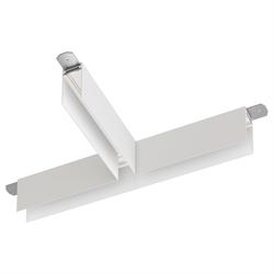 Т соединитель потолок-потолок С25 SMART DIM 220V, Белый 370х170mm