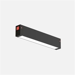 Трековый светильник линейный С25 SMART DIM 10W OSRAM CRI90 TRIX 3000-6000K, Black L200x24x34mm