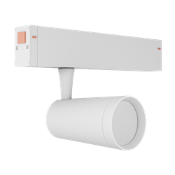 Светильник трековый spot  магнитной трековой системы С25 COLT MR16 GU5.3, White L100х55mm