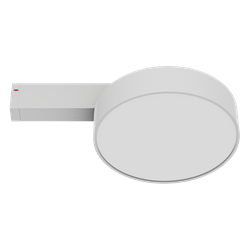 Светильник светодиодный магнитной трековой системы С25 RONDO 16W CRI85 3000K, White ?175
