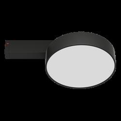 Светильник светодиодный магнитной трековой системы С25 RONDO 20W CRI85 3000K, Black ?210