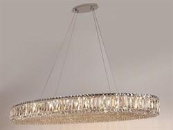 Подвесной светильник Newport 8468+5/S chrome М0064676
