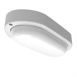 Настенно-потолочный светодиодный светильник Gauss Elementary 161411215