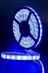 Светодиодная влагозащищенная лента SWG 14,4W/m 60LED/m 5050SMD синий 5M 001848